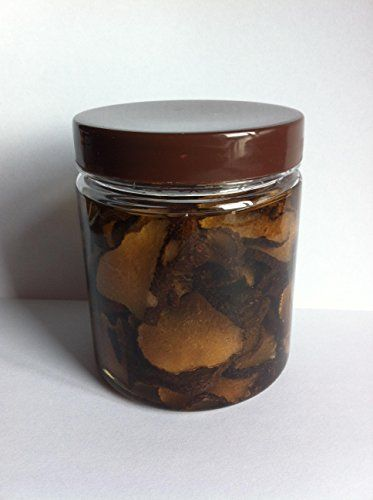 Fresh truffle slices in pure olive oil, Himalayas truffle