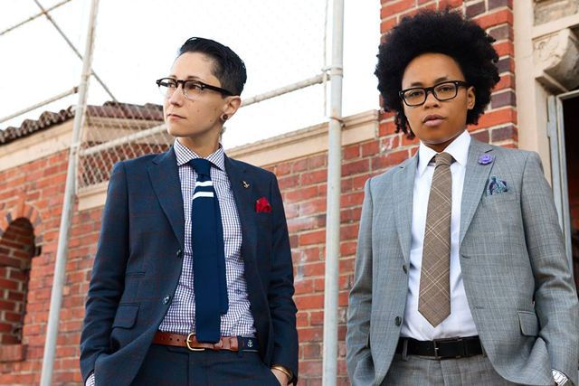 Meet The S.F. Menswear Brand That Aims To Suit Everyone #refinery29  http://www.refinery29.com/kipper-clothiers