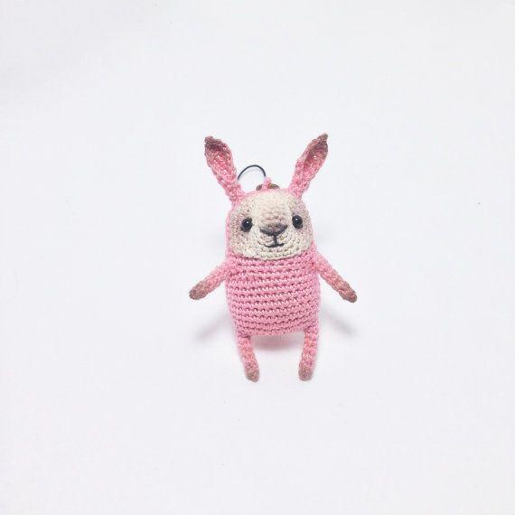 Amigurumi Bunny Keychain : 17 Best images about LozArts on Pinterest Funny crochet ...