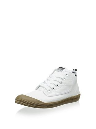 Volley Men's Volley High Leap Sneaker (White/Gum)
