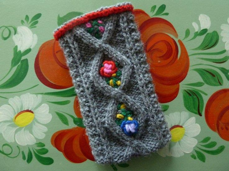 We love iPhones, knitting and Tirol