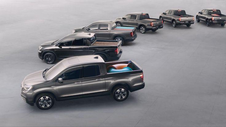 #Honda: The Power of the Ridgeline #ad #advertising