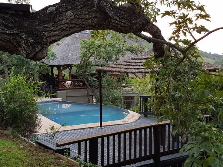 Oluchi Lodge - If peace, tranquility and nature is what you crave then Oluchi is the place to visit.  The accommodation consists of various luxury suites and a cottage. Amenities include Wi-Fi, DStv and a swimming pool. ... #weekendgetaways #nelspruit #lowveldlegogote #southafrica