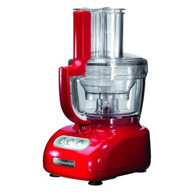 KitchenAid Food Processor KFPM770 - Empire Red