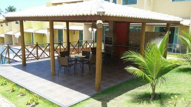 Excelente Casa Duplex em Imbassaí, 3 Suítes