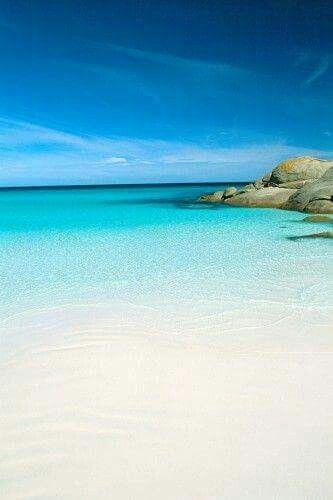 Esperance beach, Esperance, Australia