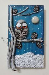Gece Baykuş ve Kar