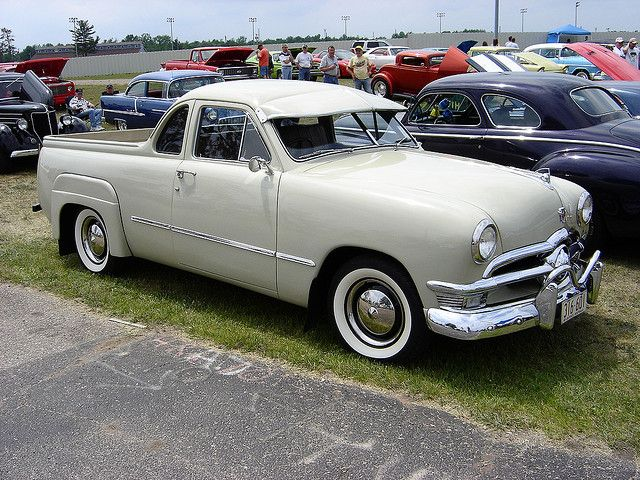 1950 Ford Mainline