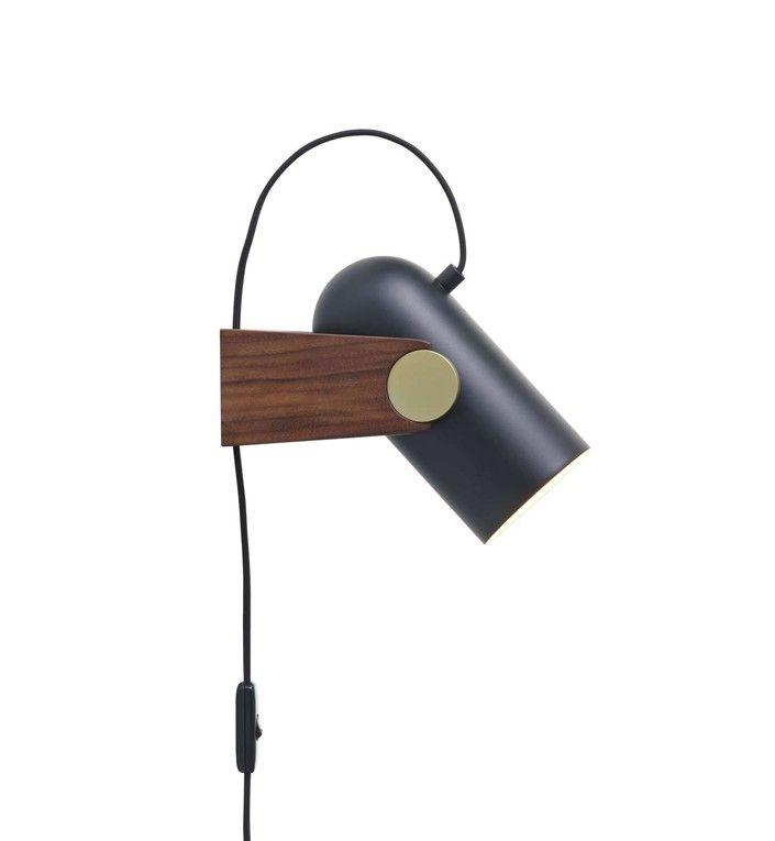 Carronade væglampe