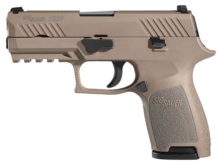 Striker-fired double action only. Disconnect safety. 3-point take down safety system. Takedown is prohibited without removal of magazine and without slide locked to rear. Stainless steel compact frame