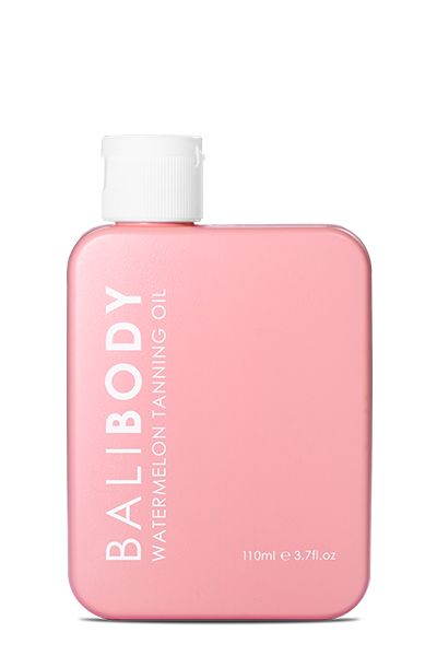 Watermelon Tanning Oil from Bali Body U.S