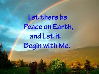 Let There Be Peace On Earth | P E A C E. | Pinterest