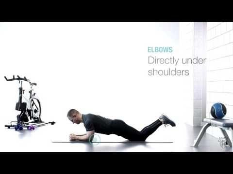 Wellness Wednesdays: Front Plank