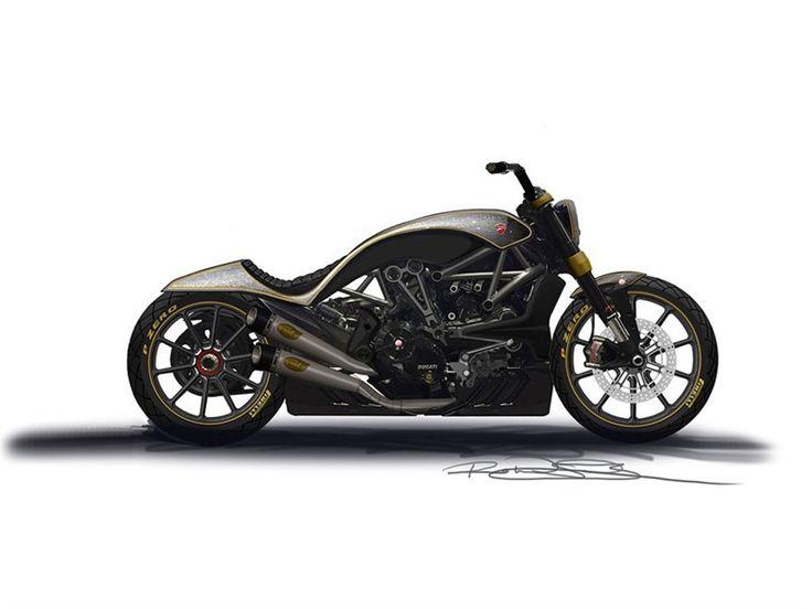 Pela primeira vez nos 76 anos de história do Sturgis Motorcycle Rally, a marca Ducati vai estar presente presente oficialmente no evento.