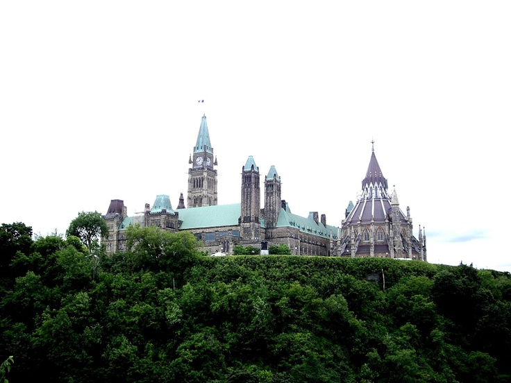 Nation's Capital Buildings - Canada