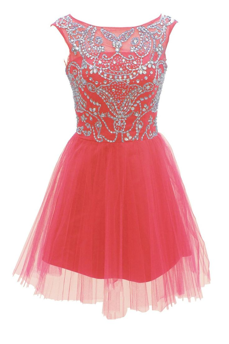 Burgundy Homecoming Dress,Pink Home
