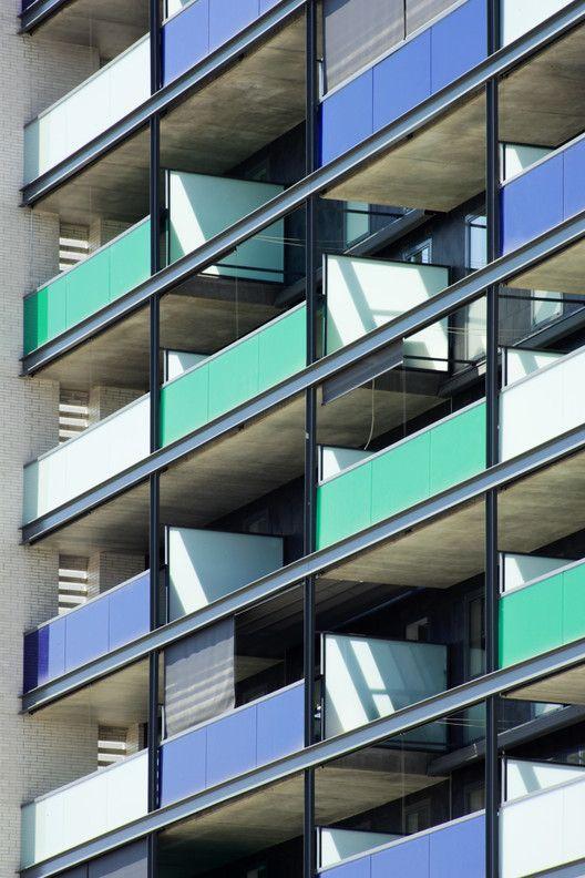 Vilamarina Building,© José Hevia