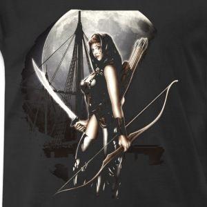 Pirate Harbor - Men's Premium T-Shirt