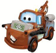 disney pixar mater light up storyteller alarm clock radio childrens kids alarm clocks gift. Black Bedroom Furniture Sets. Home Design Ideas