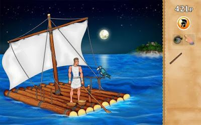 Η Οδύσσεια - Μάθε για τον Οδυσσέα και τις περιπέτειές του μέσα από παιχνίδι!
