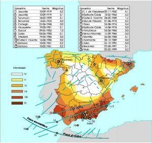 El sur de la Península Ibérica es la zona con más actividad sísmica, lo que está relacionado con el empuje y convergencia continuos entre dos grandes placas tectónicas: la africana y la euroasiática. En los últimos años, el terremoto más importante registrado ha sido el de Lorca (Murcia) de 2011, con 5.1 grados en la escala de Ritcher. #terremotos
