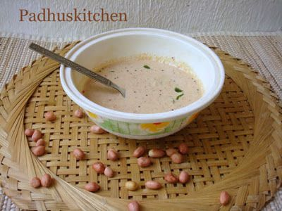 Peanut Chutney-Peanut Chutney Recipes-How to prepare Peanut Chutney
