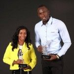 Bolt and Shelly Ann Fraser-Pryce are IAAF World Athletes of year 2013!