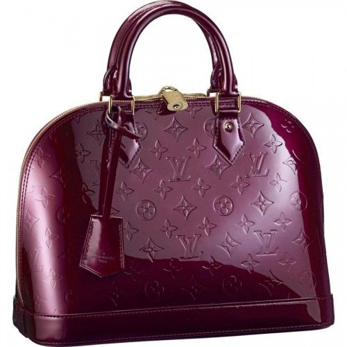 "Natasha's Louis Vuitton ""Alma"" bag: Inside Natasha's handbag from the Luscious blog | More here: http://mylusciouslife.com/shop-this-look-natasha-wood-inside-my-handbag/"