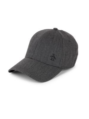 ORIGINAL PENGUIN Herringbone A-Flex Baseball Cap.  originalpenguin ... 479ee8bf71c