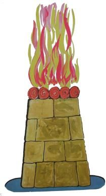 elijah and the altar crafts - Google Search