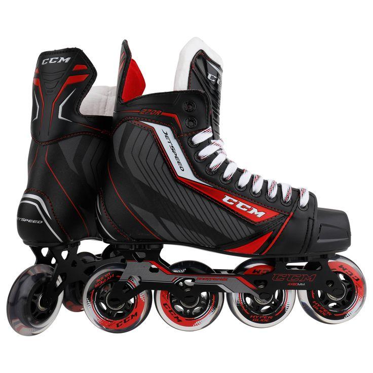 CCM JetSpeed 270 Sr. Roller Hockey Skates