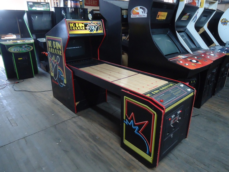 23+ Vintage bowling arcade games for sale treatment