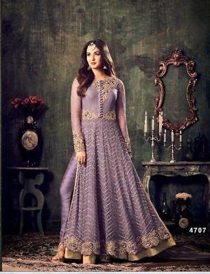 96fa2faebc Details about Indian anarkali salwar kameez pakistani bollywood designer  wedding ethnic suit | cc | Designer party wear dresses, Anarkali dress, ...
