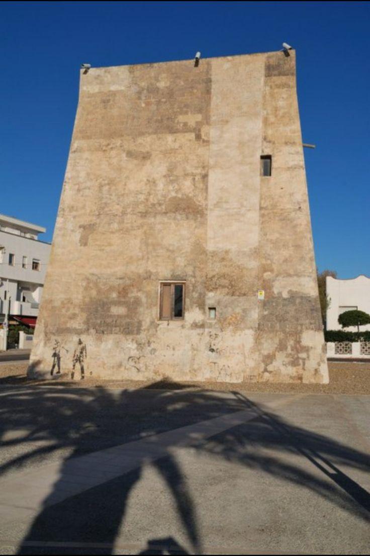 Piazzetta di Campomarino nel Maruggio, Puglia