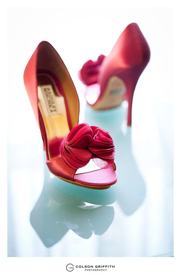 Kick ass Wedding shoes