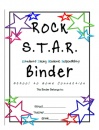 Rock STAR Binder Inserts product from Swift-In-Second on TeachersNotebook.com