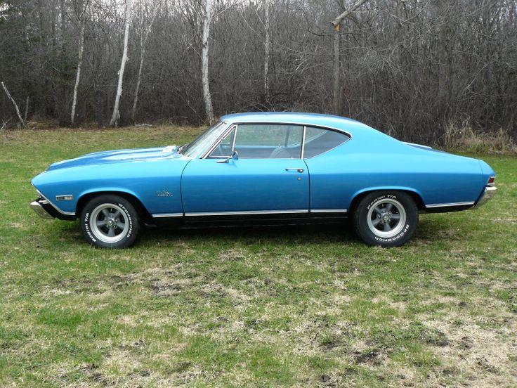 1968 chevy chevelle malibu - photo #25