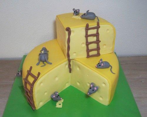 Mice cake - muizentaart