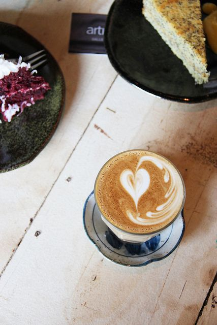 Coffees Places and Bakeries in Singapore: Artistry Cafe