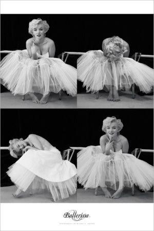 marilyn ballet inspired