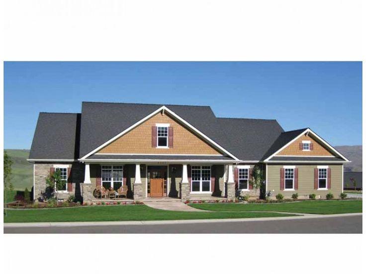 4519 best House Plans images on Pinterest Floor plans Master