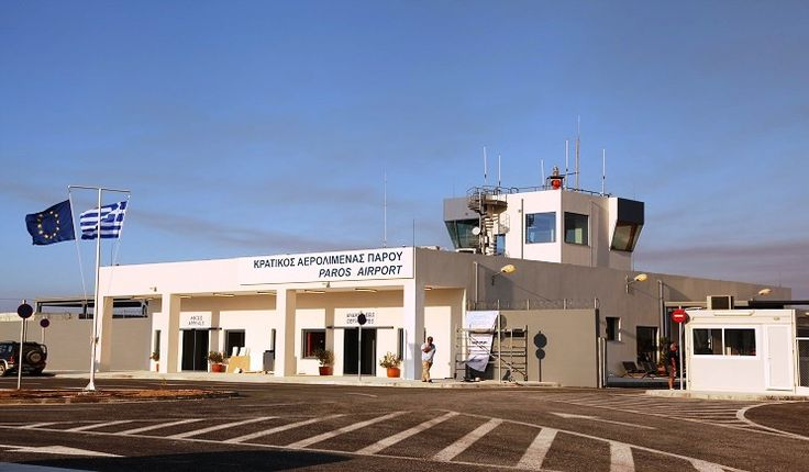 Paros Airport Records Highest Increase in Passenger Traffic in Jan-July 2017.