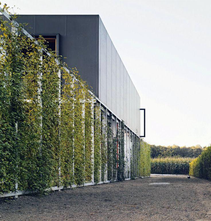 Villa Guggenhout / Kersten Geers David Van Severen