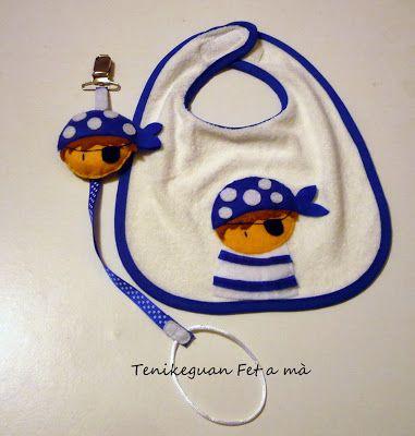 Tenikeguan: Bebés piratas