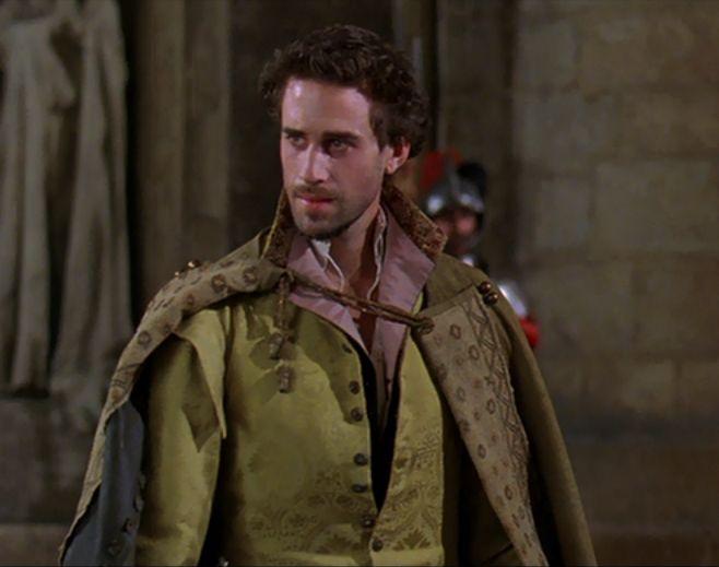 Robert Dudley, Earl of Leicester / Joseph Fiennes ...