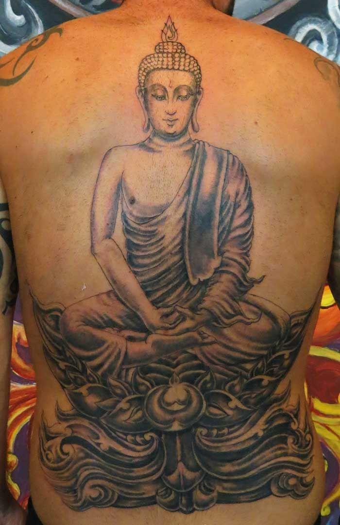 25 best ideas about thai buddha tattoo on pinterest thai buddha lotus buddha and pfeil symbol. Black Bedroom Furniture Sets. Home Design Ideas