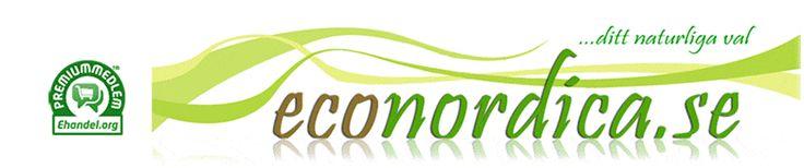 Econordica webbutik - naturlig hudvård