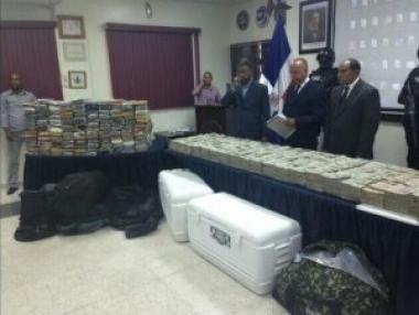 Envían a prisión a siete implicados en decomiso de US$3 millones de dólares - Cachicha.com