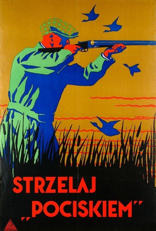Stefan Norblin. Cartridges ad