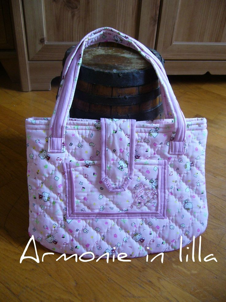 Lilly's bag